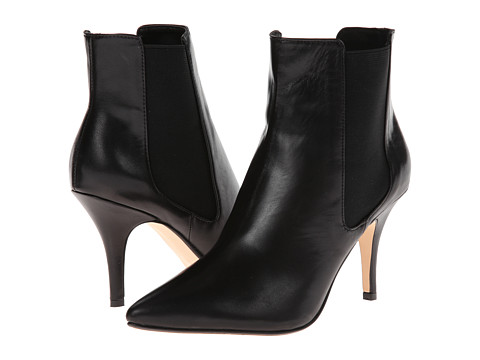 Dune London - Nightlife (Black Leather) Women