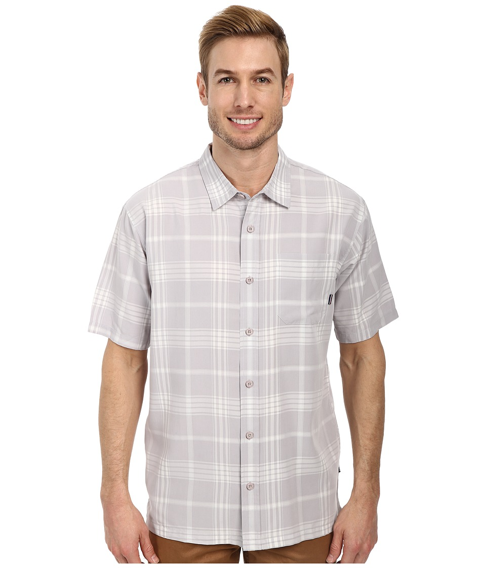 Jack O'Neill - Mandalay Woven Shirt (High Rise) Men's Short Sleeve Button Up