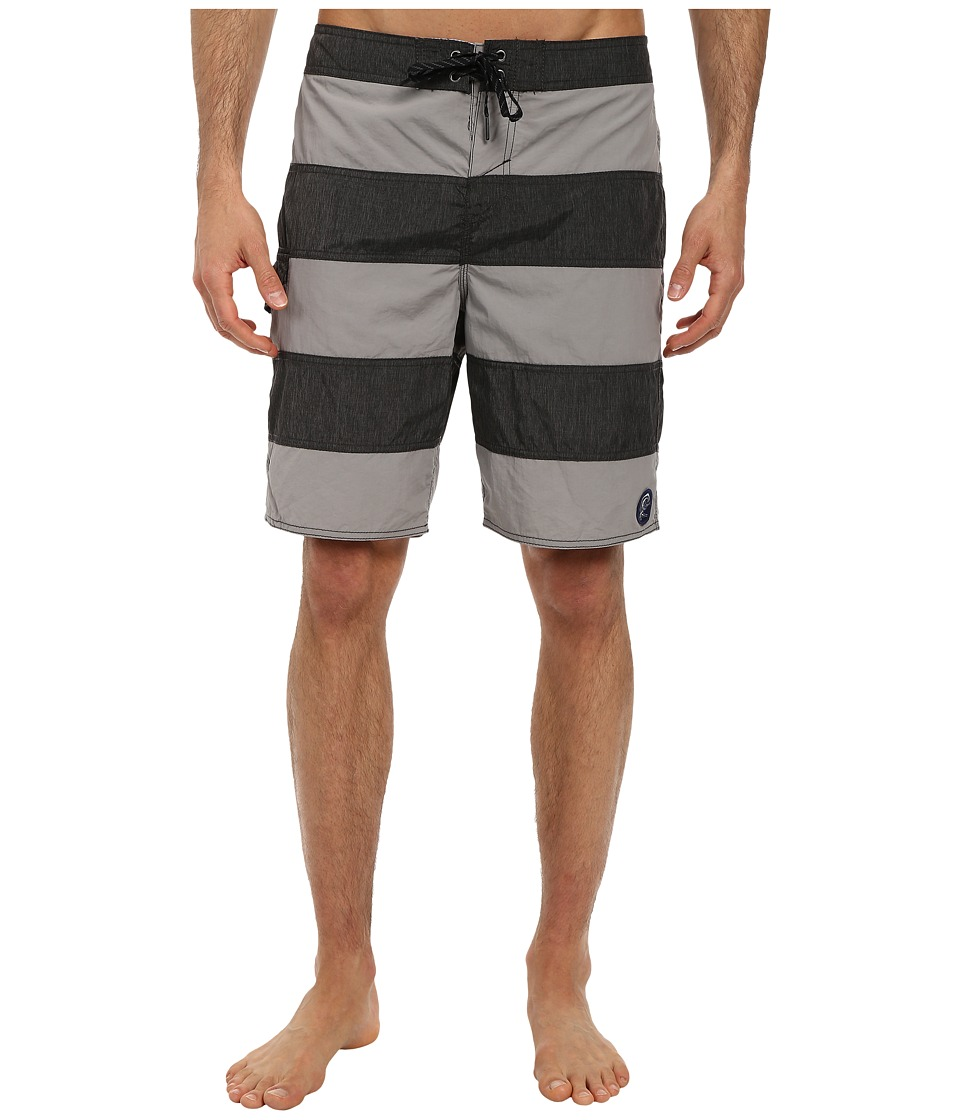 Jack O'Neill - Homage Boardshort (Grey) Men's Swimwear