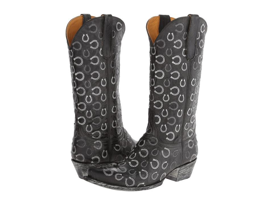 Old Gringo - Cabazorro (Black) Cowboy Boots