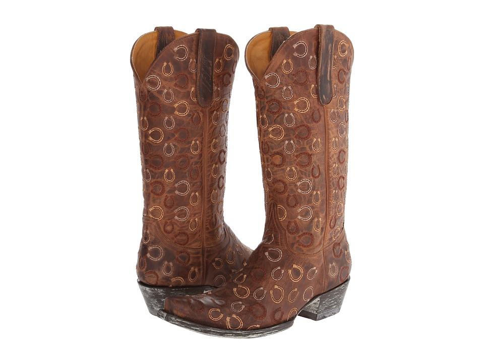 Old Gringo - Cabazorro (Rust) Cowboy Boots
