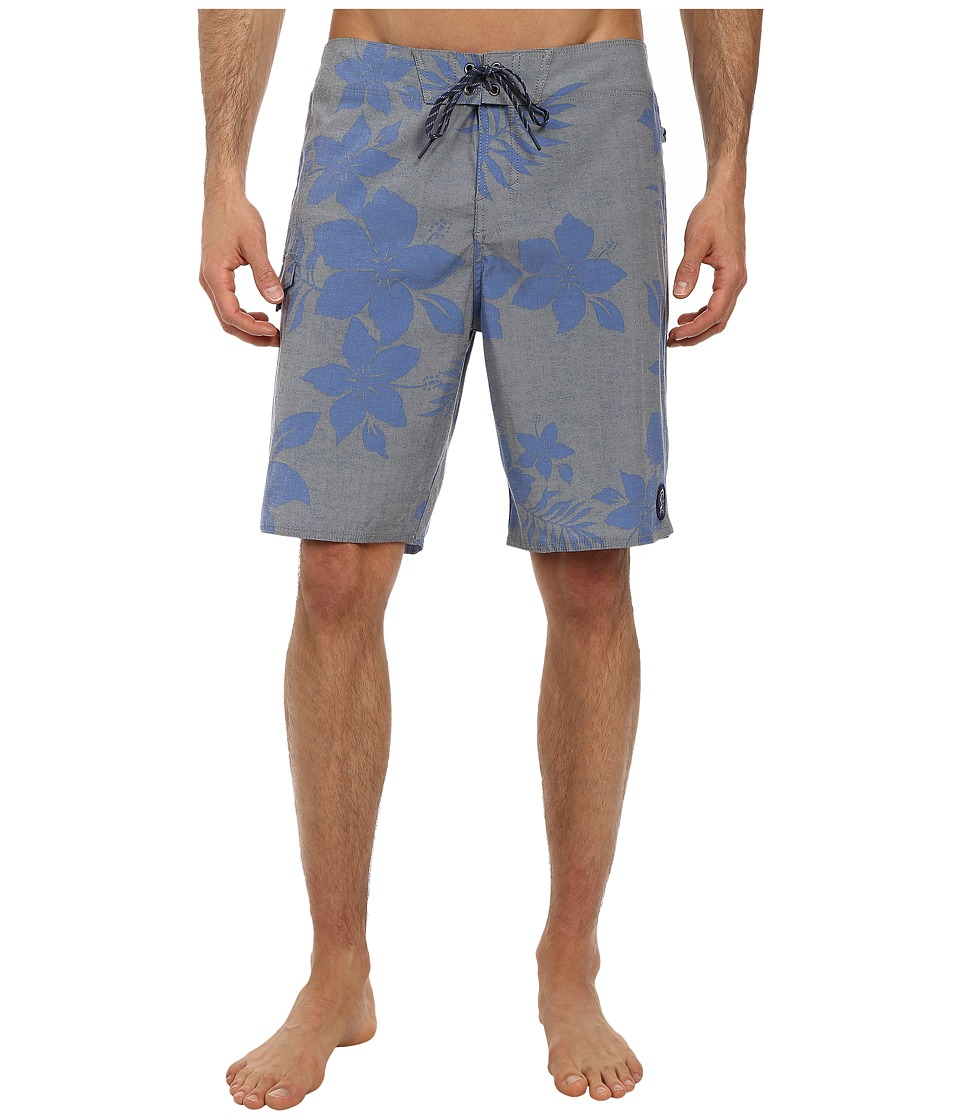 Jack O'Neill - Bimini Boardshorts (Grey) Men's Swimwear