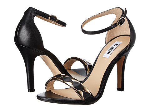 Dune London - Halette (Black) High Heels