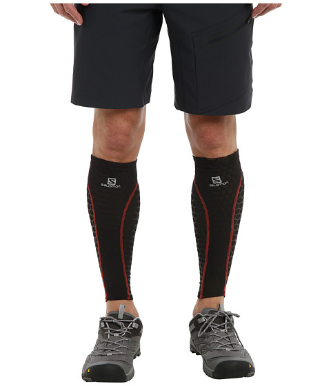 Salomon - Exo Calf (Black) Men's Workout