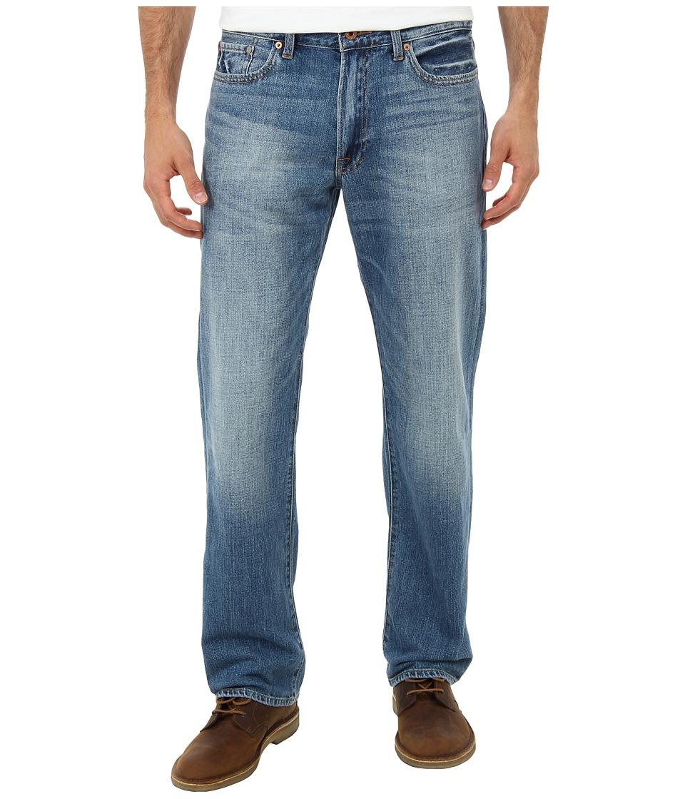 Lucky Brand - 361 Vintage Straight in Slate (Slate) Men's Jeans