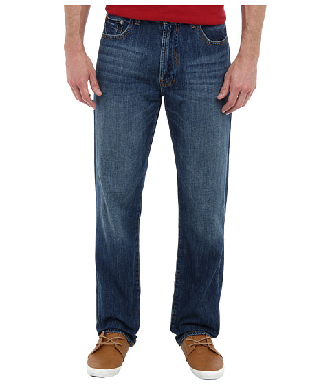 Lucky Brand - 481 Relaxed Straight in Chrysolite (Chysolite) Men's Jeans