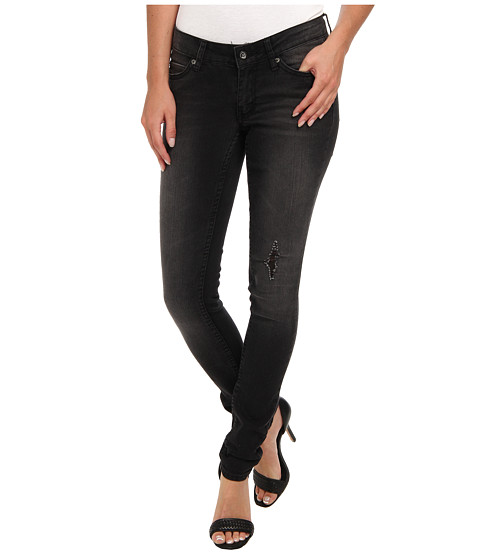 Cheap Monday - Slim in Throwback Black (Throwback Black) Women's Jeans