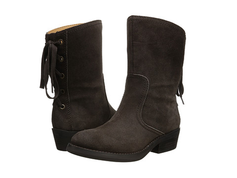 Nine West - Krasher (Dark Brown Suede) Women