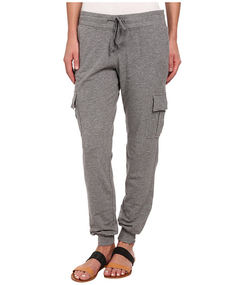Tommy Bahama - Aldwyn Cargo Pant (Gunmetal Heather) Women's Casual Pants