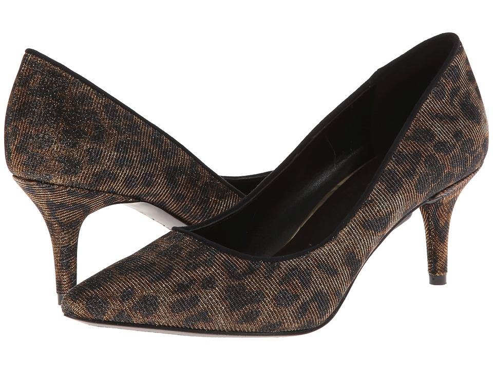 Nine West - Margot (Leopard Glitter) High Heels