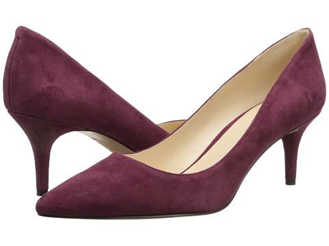 Nine West - Margot (Wine Suede) High Heels