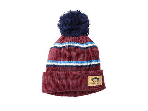 Appaman Kids - Dylan Hat (Infant/Toddler/Little Kid/Big Kid) (Maroon) Caps