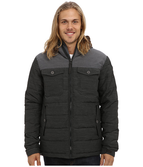 O'Neill - Charger Jacket (Pirate Black) Men's Coat