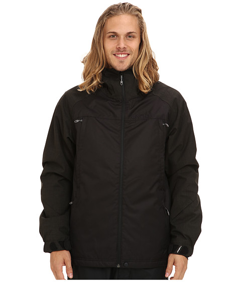 O'Neill - North Jacket (Black Out) Men's Coat