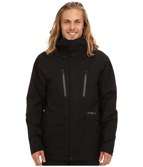 O'Neill - Heat II Jacket (Black Out) Men's Coat