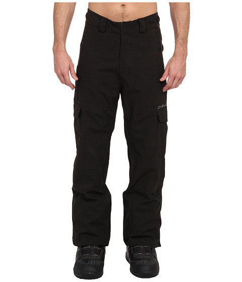 O'Neill - Steel Cut Pant (Black Out) Men's Outerwear