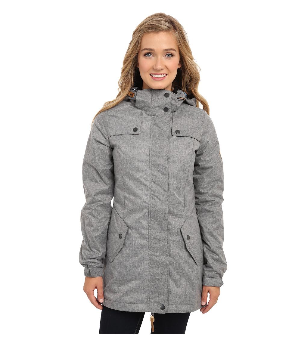 O'Neill - Crystal Jacket (Silver Melee) Women's Coat