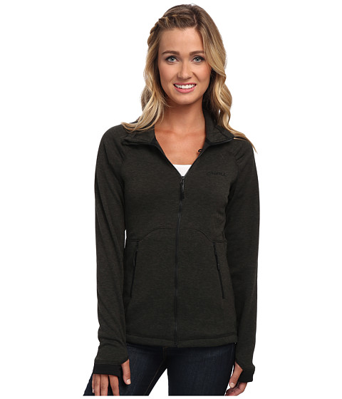 O'Neill - Heat Fleece (Black Out) Women's Fleece