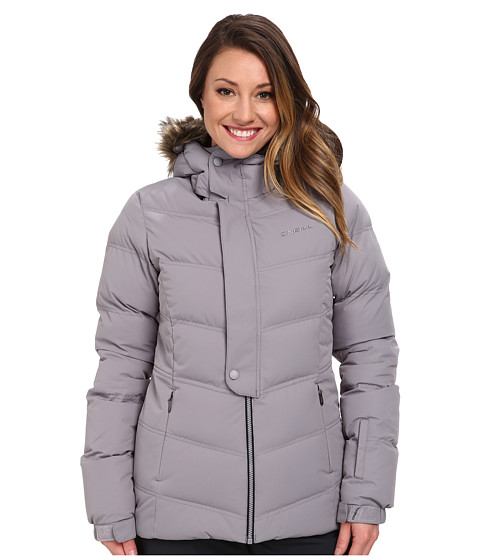 O'Neill - Rideable Down (Siberian Grey) Women's Coat