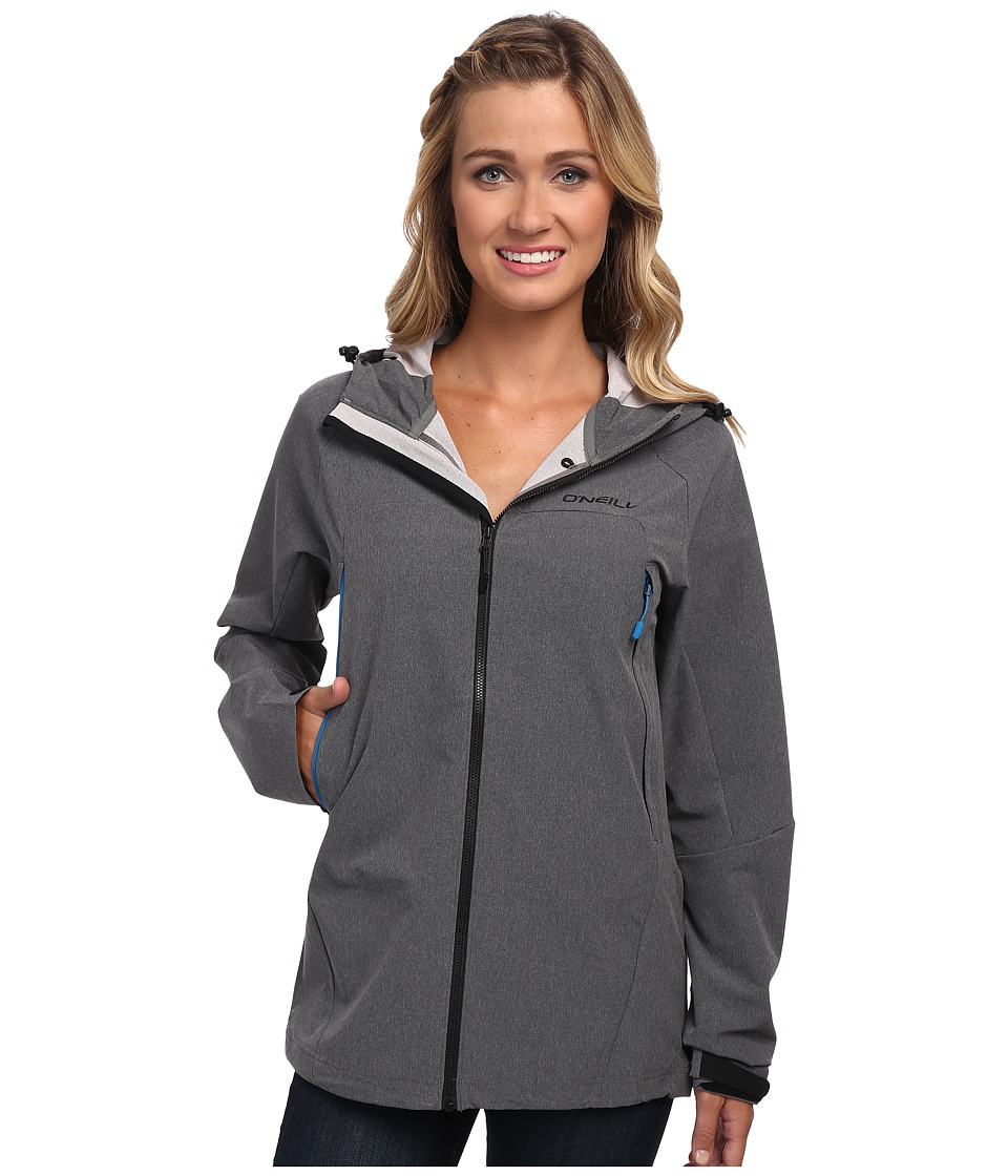 O'Neill - Reveal Softshell (Black Out) Women's Fleece