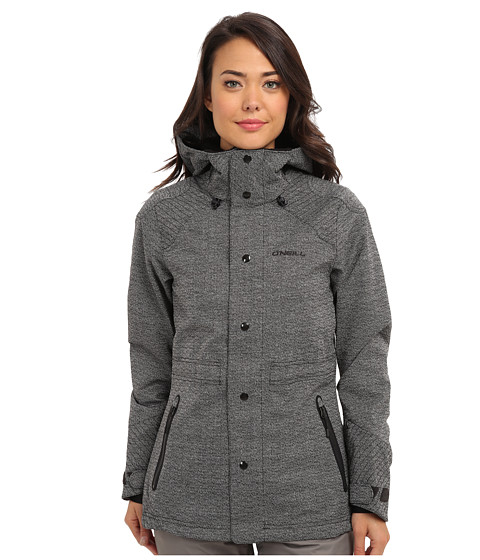 O'Neill - Sparkle Jacket (Black Out) Women's Coat