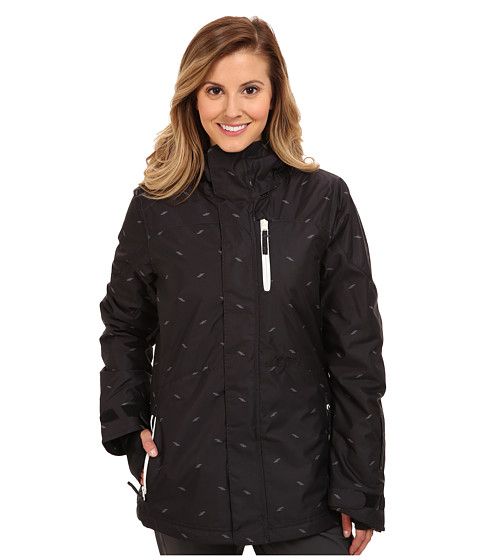 O'Neill - Underground Jacket (Black Out) Women's Coat