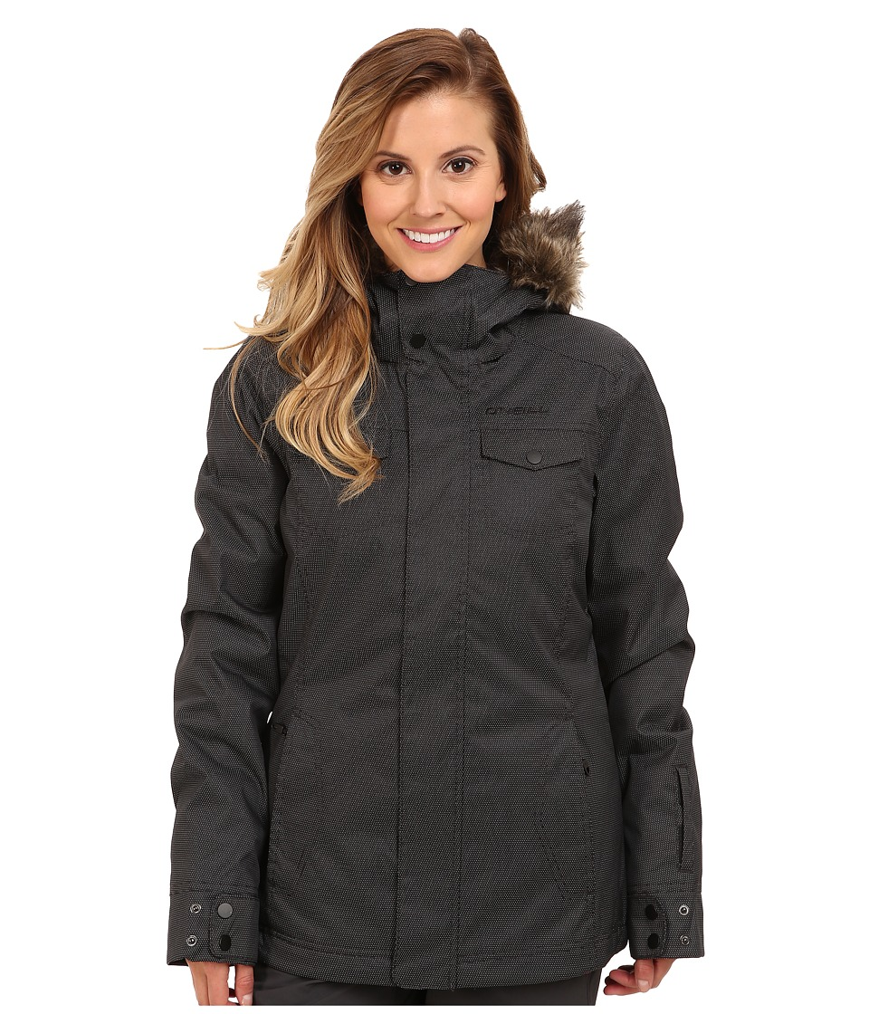O'Neill - Seraphine Jacket (Black Out) Women's Jacket