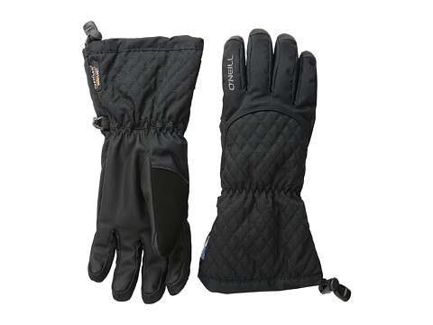 O'Neill - Kimberley Glove (Black Out) Extreme Cold Weather Gloves