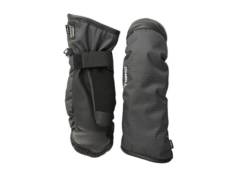 O'Neill - Yellowstone Mitt (Black Out) Extreme Cold Weather Gloves