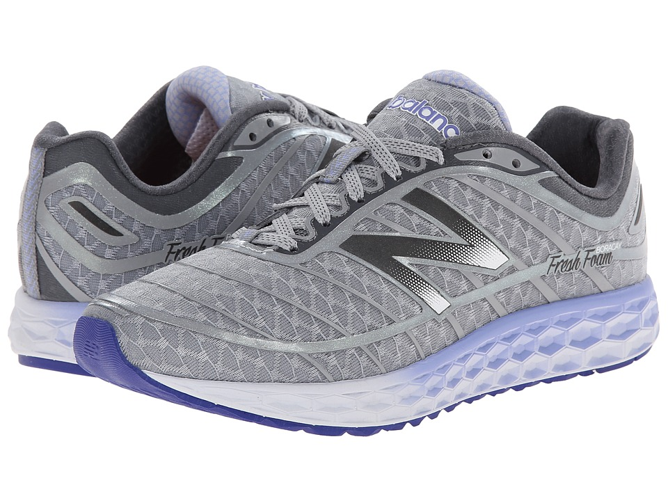 New Balance - Fresh Foam Boracay (Silver/Purple) Women