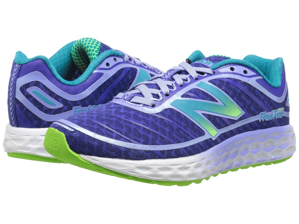 New Balance - Fresh Foam Boracay (Blue/Green) Women's Running Shoes