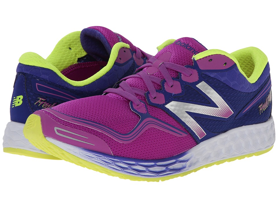 New Balance - Fresh Foam Zante (Purple/Blue) Women's Running Shoes