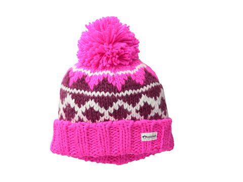 Appaman Kids - Super Soft Fleece Lined Mable Hat (Infant/Toddler/Little Kid/Big Kid) (Hot Pink) Caps
