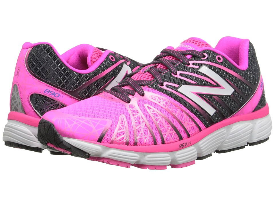 New Balance - W890V5 (Komen Pink) Women's Running Shoes