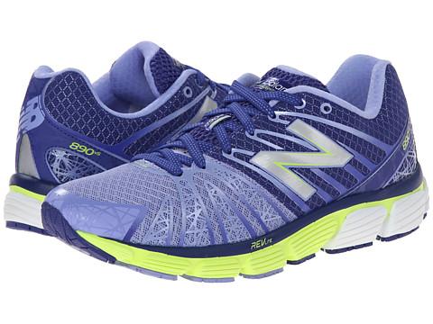 Womens Shoes New Balance W890V5 Purple/Grey