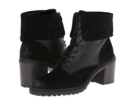 Kenneth Cole Reaction - Rocky Me (Black) Women's Lace-up Boots