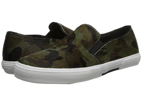 Kenneth Cole Reaction - Salt N Pep (Camo) Women's Slip on Shoes