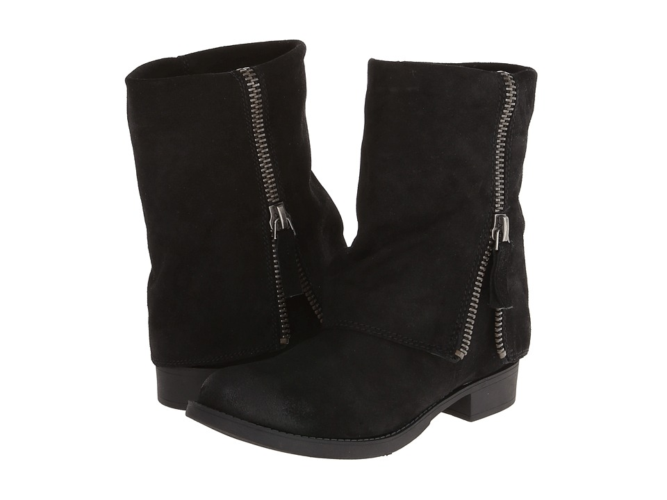 Nine West - Thomasina (Black Suede) Women's Boots
