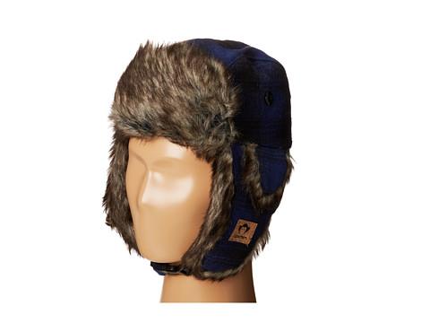 Appaman Kids - Faux Fur Muscle Trapper Hat (Infant/Toddler/Little Kids/Big Kids) (Galaxy) Caps