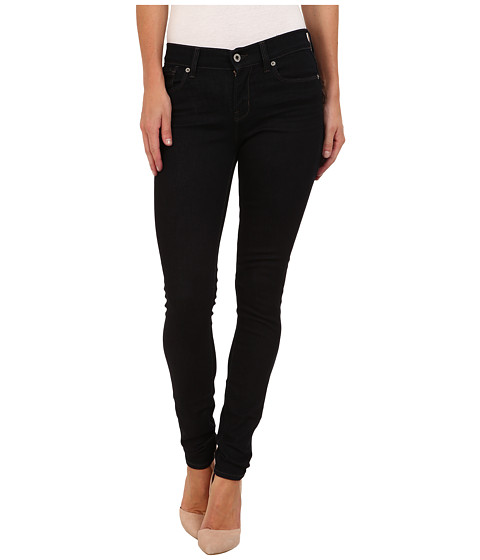 Lucky Brand - Brooke Skinny in Resin (Resin Rinse) Women