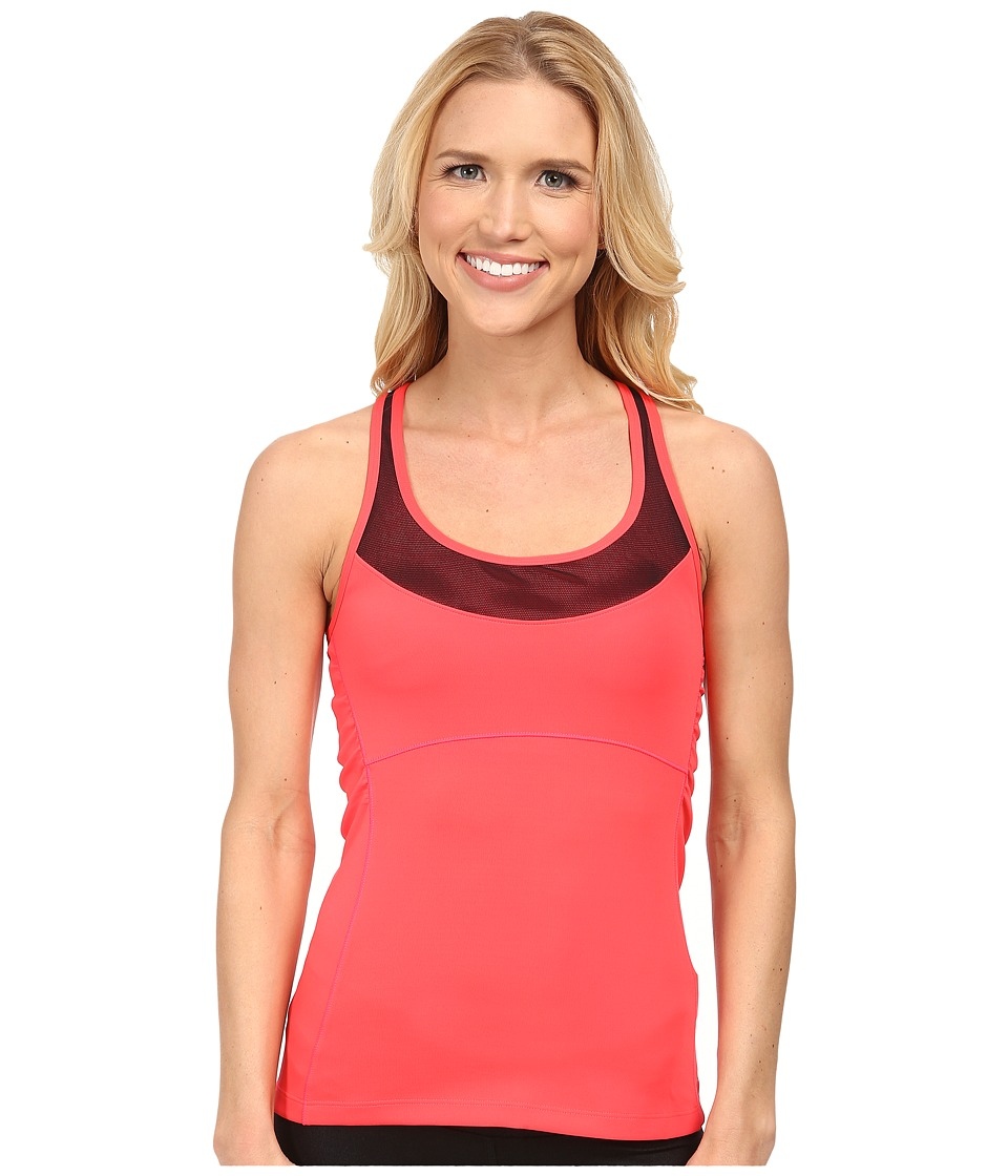 New Balance - Vitalize Bra Top (Bright Cherry) Women's Bra