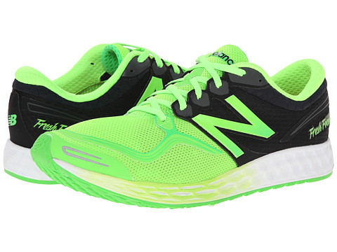 New Balance - Fresh Foam Zante (Green/Black) Men