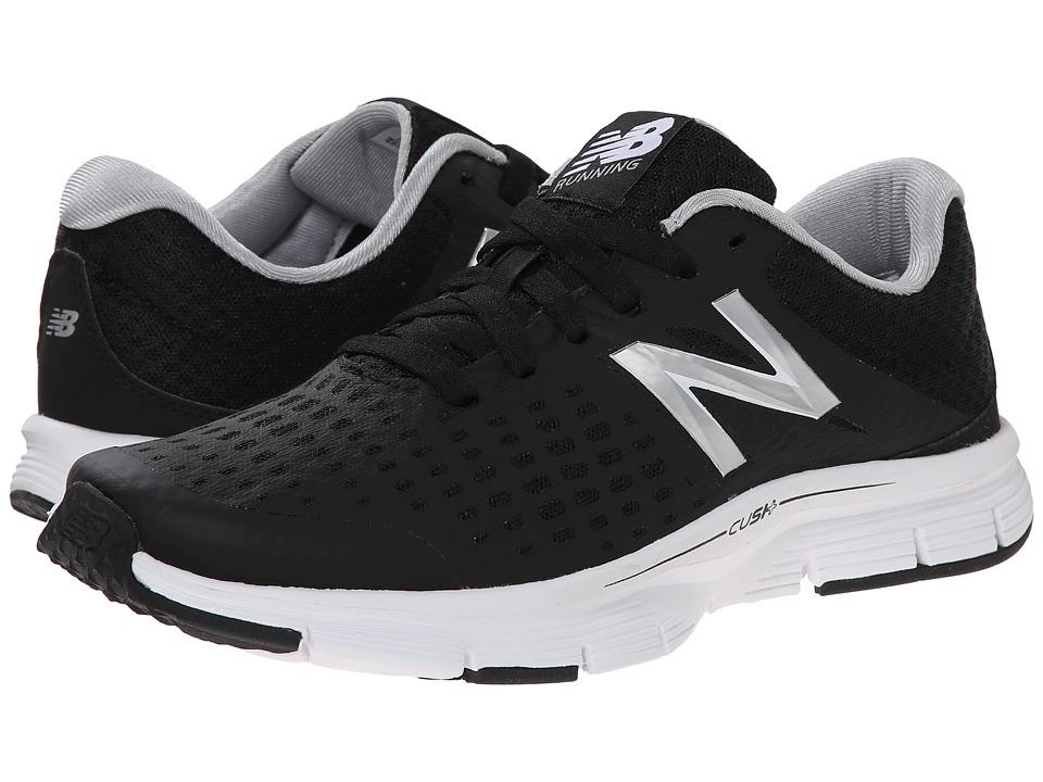 New Balance - M775V1 (Black/Silver) Men's Running Shoes