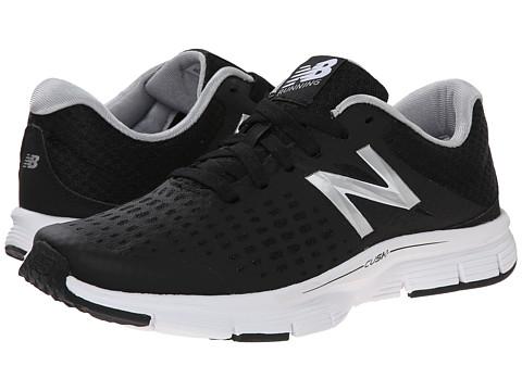 new balance men running shoes black