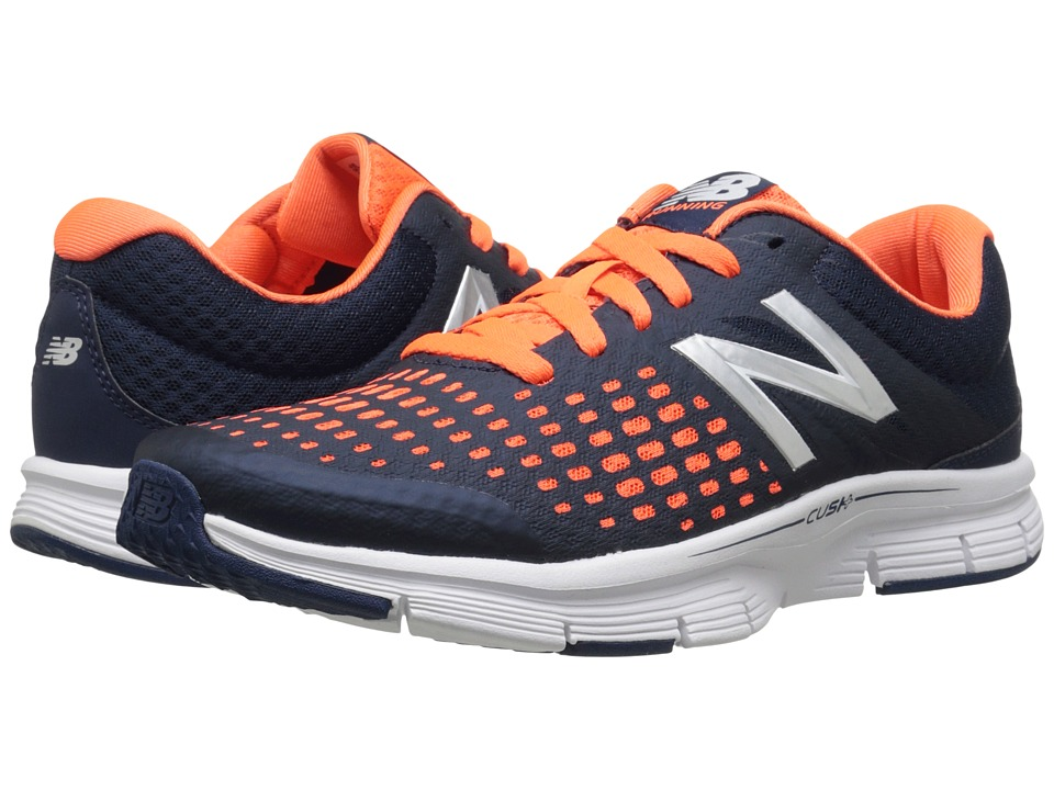 UPC 888546339828 product image for New Balance - M775V1 (Orange/Blue) Men's  Running ...