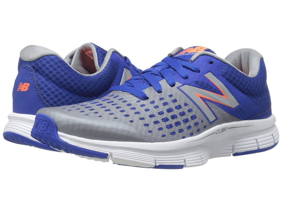 New Balance - M775V1 (Blue/Orange) Men's Running Shoes