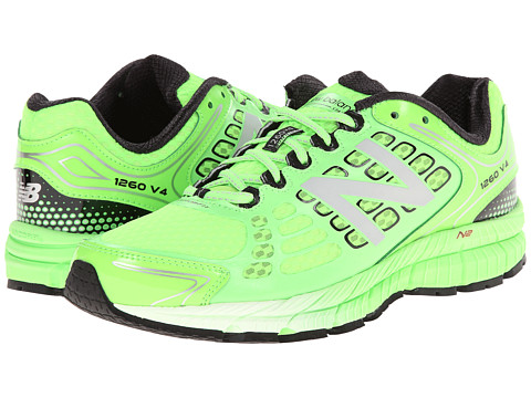 New Balance - M1260v4 (Green/Black) Men's Shoes