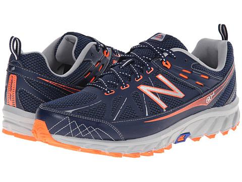 New Balance - MT610v4 (Blue/Orange) Men