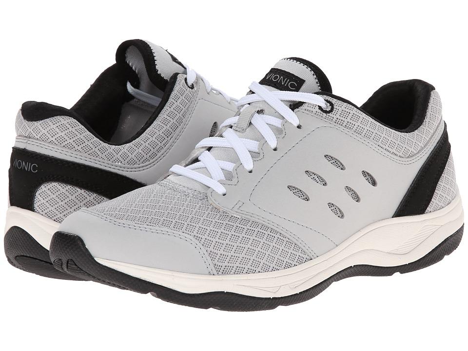 VIONIC - Contest Active Lace-Up (Light Grey) Men's Lace up casual Shoes