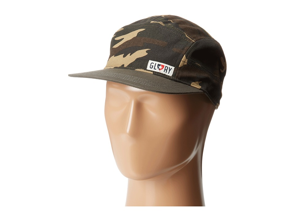 Goorin Brothers - The Sloth (Camo) Caps